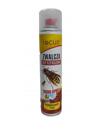 Spray zwalczający osy i szerszenie 300ml FOCUS