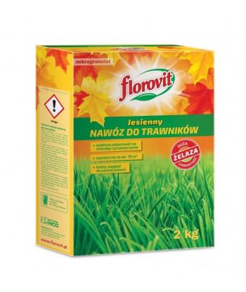 Florovit 2kg jesienny do trawników karton