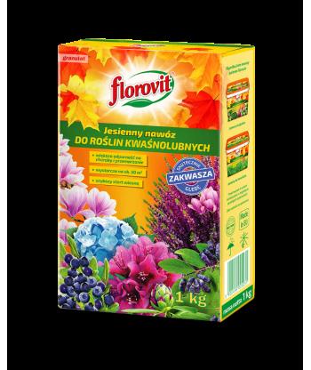 Florovit 1kg do roślin kwaśnolubnych jesienny