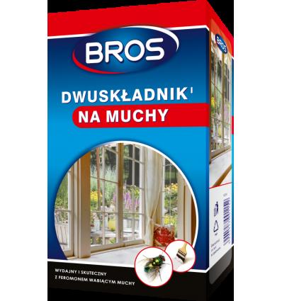 Dwuskładnik - preparat na muchy BROS