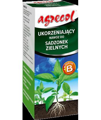 Ukorzeniający nawóz do sadzonek zielonych i nasion 30ml Agrecol