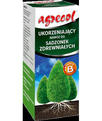 Ukorzeniający nawóz do sadzonek półzdrewniałych i zdrewniałych 30 ml Agrecol