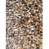Kamień dekoracyjny - otoczak  biały 40-80mm BIOVITA 25kg