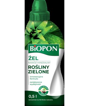 Żel mineralny do roślin zielonych 1L BIOPON