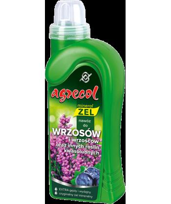 Mineral Żel nawóz do wrzosów i innych roślin kwasolubnych 0,5L Agrecol