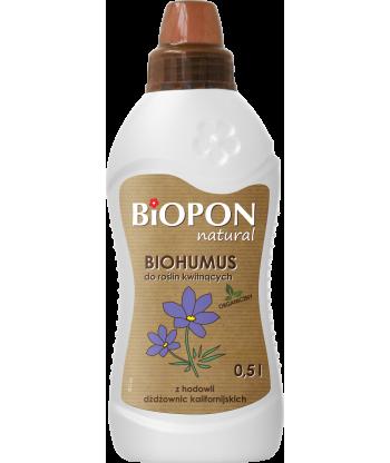 Biohumus do roślin kwitnących 1L BIOPON