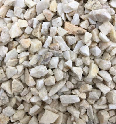 Grys biały marmurowy (Biała Marianna) 4-10 mm 20kg