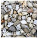 Kamień dekoracyjny - otoczak żwir perłowy BIOVITA 8-16mm 5kg