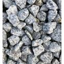 """Grys granitowy """"DALMATYŃCZYK""""  BIOVITA 16-22 mm 20kg"""