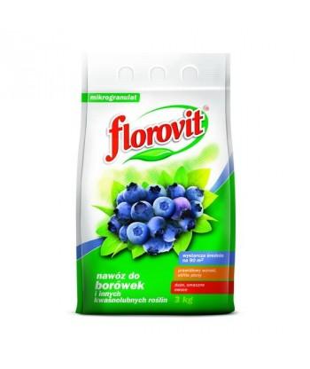 Nawóz Florovit BORÓWKA 3kg