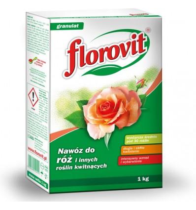 Nawóz Florovit RÓŻA KARTON 1kg