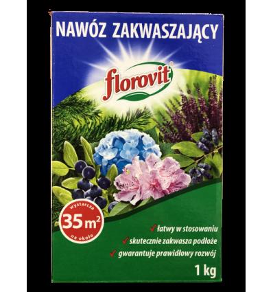 Nawóz Florovit gran Zakwaszający 1kg