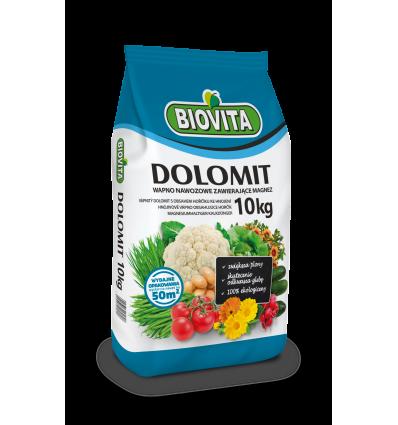 Nawóz wapniowo - magnezowy DOLOMIT 10kg