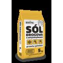 Sól drogowa przeciw gołoledzi BIOVITA 5 kg