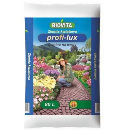 Ziemia kwiatowa PROFI-LUX 80L