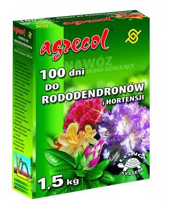 Nawóz do rododendronów i hortensji 100 dni  AGRECOL 1,5kg