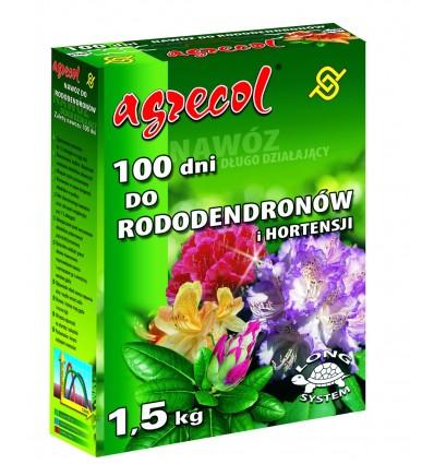 Nawóz 100 dni do rododendronów i hortensji AGRECOL 1,5kg