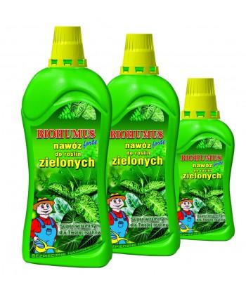 Nawóz BIOHUMUS Nawóz do roślin zielonych 0,35L