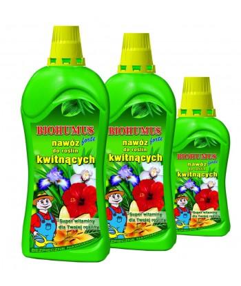 Nawóz BIOHUMUS do roślin kwitnących 1,2L