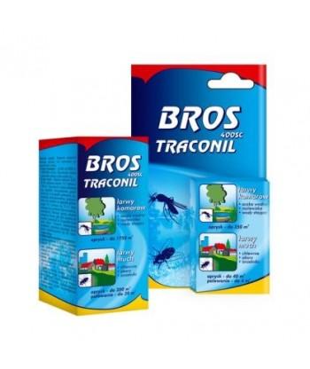 BROS-TRACONIL 400SC na larwy komarów 10ml BROS