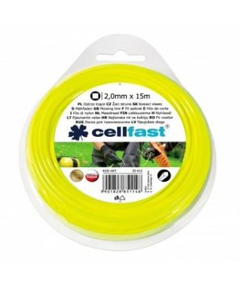 Ostrze tnące do wykaszarek ręcznych kwadrat 2,0 mm Celfast