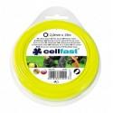 Ostrze tnące do wykaszarek ręcznych okrągłe 2,0 mm Cellfast