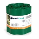 Obrzeże ogrodowe ciemna zieleń 15cmx9m Cellfast