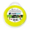 Ostrze tnące do wykaszarek ręcznych okrągłe 3,0 mm Cellfast