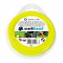 Ostrze tnące do wykaszarek ręcznych okrągłe 1,6 mm Cellfast
