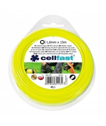 Ostrze tnące do wykaszarek ręcznych kwadrat 1,6 mm Cellfast