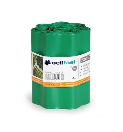 Obrzeże ogrodowe zieleń 20cmx9m Cellfast