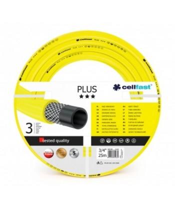 """Wąż ogrodowy PLUS 3/4""""x25m Cellfast"""