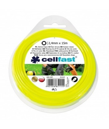 Ostrze tnące do wykaszarek ręcznych kwadrat 1,3 mm Cellfast