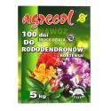 Nawóz do rododendronów i hortensji 100 dni  AGRECOL 5kg
