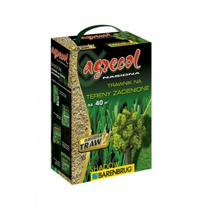 Nasiona traw SHADOW 1kg AGRECOL