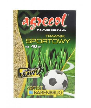 Nasiona traw  TRAWNIK SPORTOWY 1kg AGRECOL