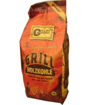 Węgiel drzewny grillowy 2,5kg