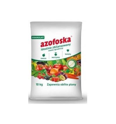 Nawóz AZOFOSKA 10kg