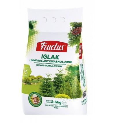 Nawóz FRUCTUS IGLAK 2,5kg