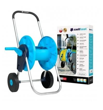 "Wózek na wąż ALUPLUS 1/2"" 45 mb Cellfast"