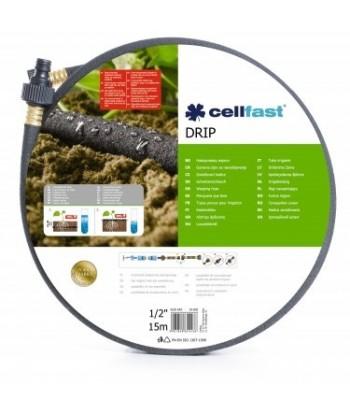 """Wąż nawadniający DRIP 1/2"""" 15m Cellfast"""