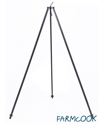 Trójnóg do grilla/kociołka/patelni 1,8m FARMCOOK