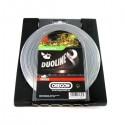 Żyłka tnąca OREGON Duoline 3,0mm x 60m