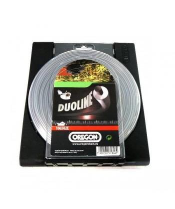 Żyłka tnąca OREGON Duoline 2,4mm x 90m