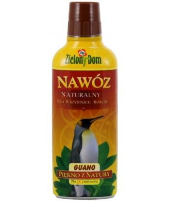 Nawóz naturalny GUANO 250ml Zielony Dom