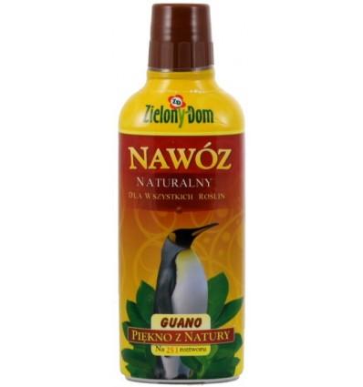 Nawóz naturalny GUANO 250ml