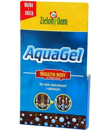 AquaGel Hydrożel 60g Zielony Dom