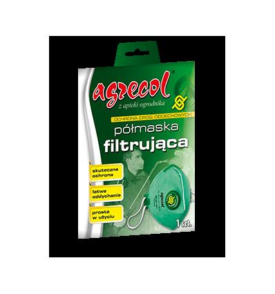 Półmaska filtrująca Agrecol