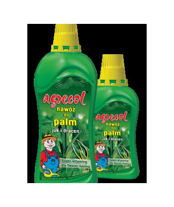 Nawóz do palm, juk i dracen 0,35L Agrecol