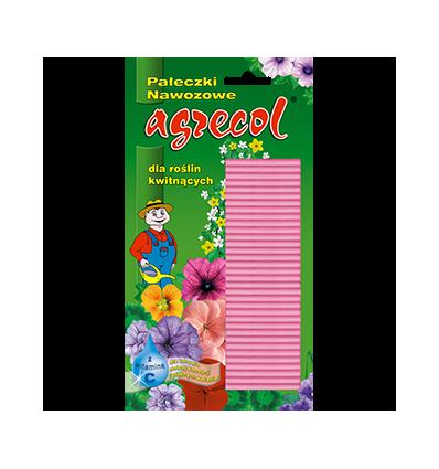 Pałeczki nawozowe do roślin kwitnących z wit.C Agrecol